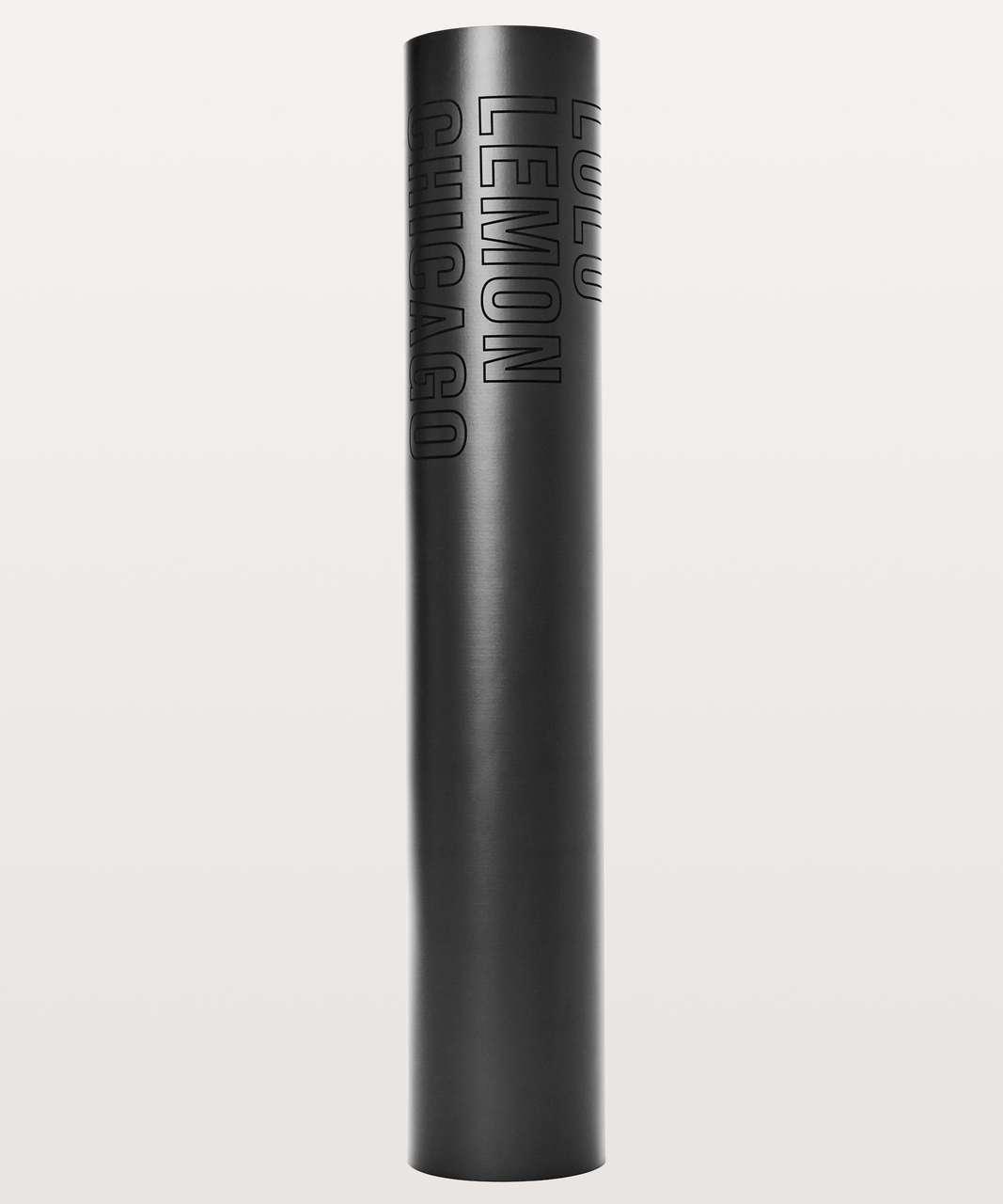 Lululemon The Reversible Mat 5mm Chicago - My City Mat Chicago