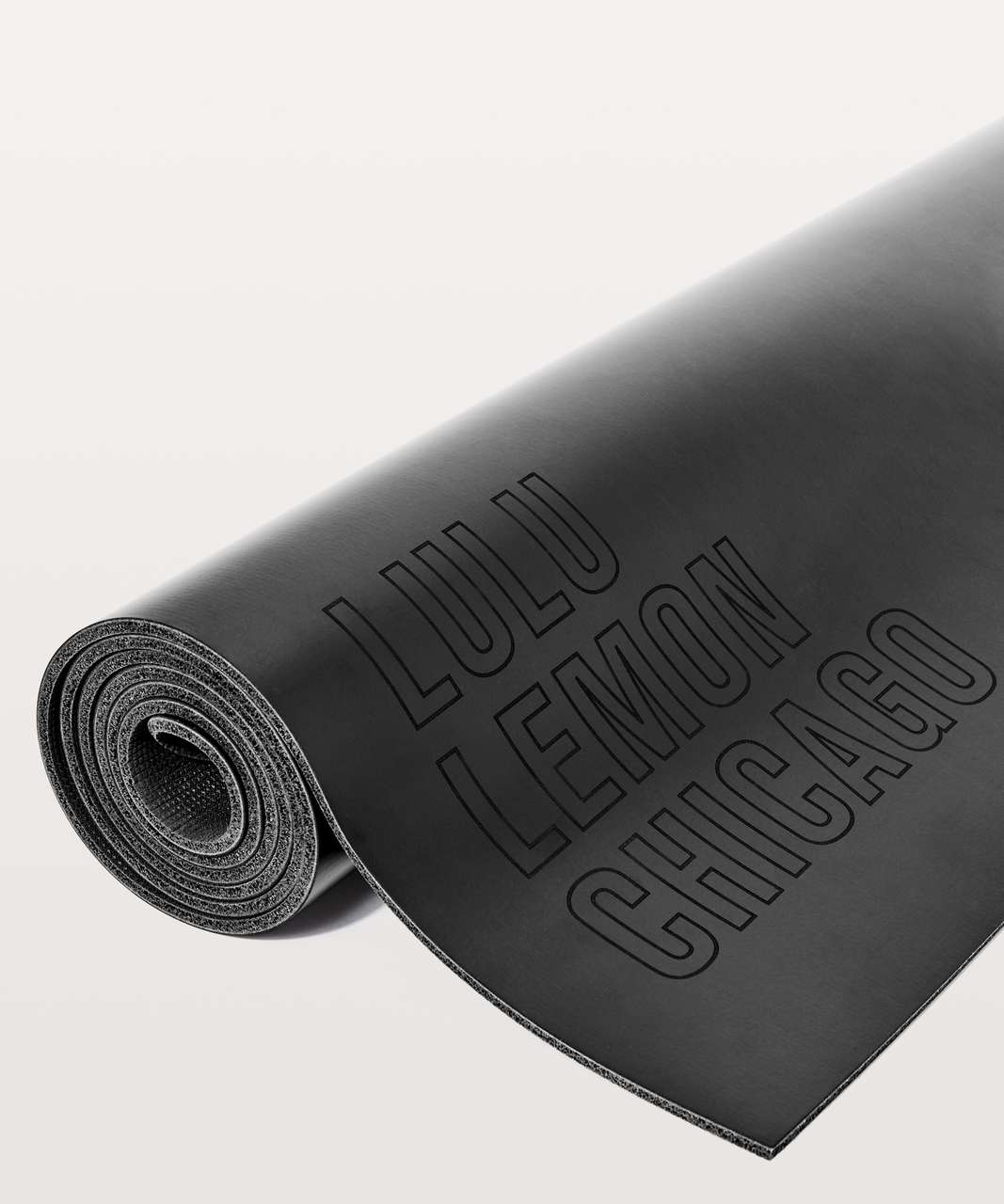 Lululemon The Reversible Mat 5mm Chicago - My City Mat Chicago