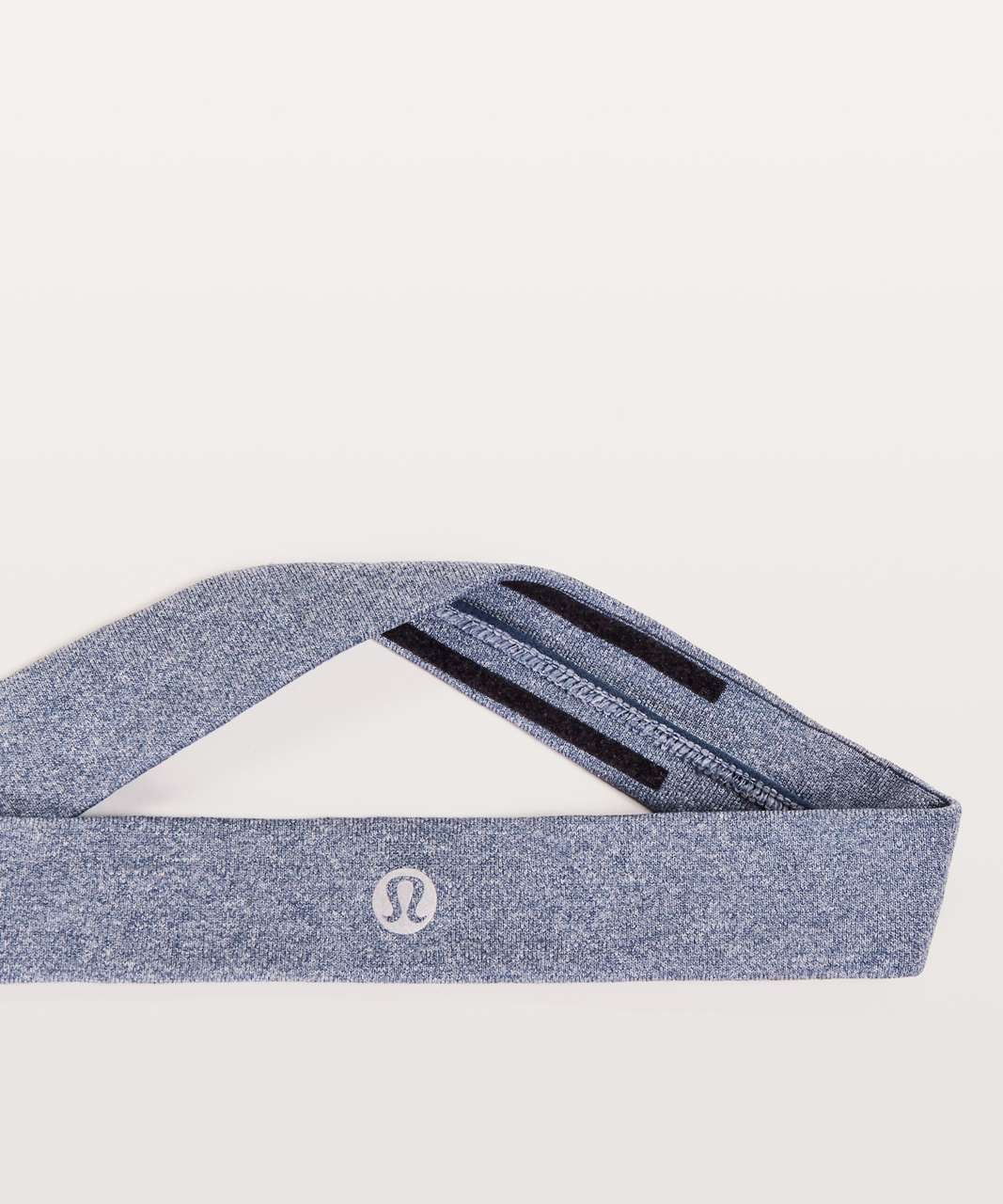 Lululemon Cardio Cross Trainer Headband - Deep Navy / White (First Release)