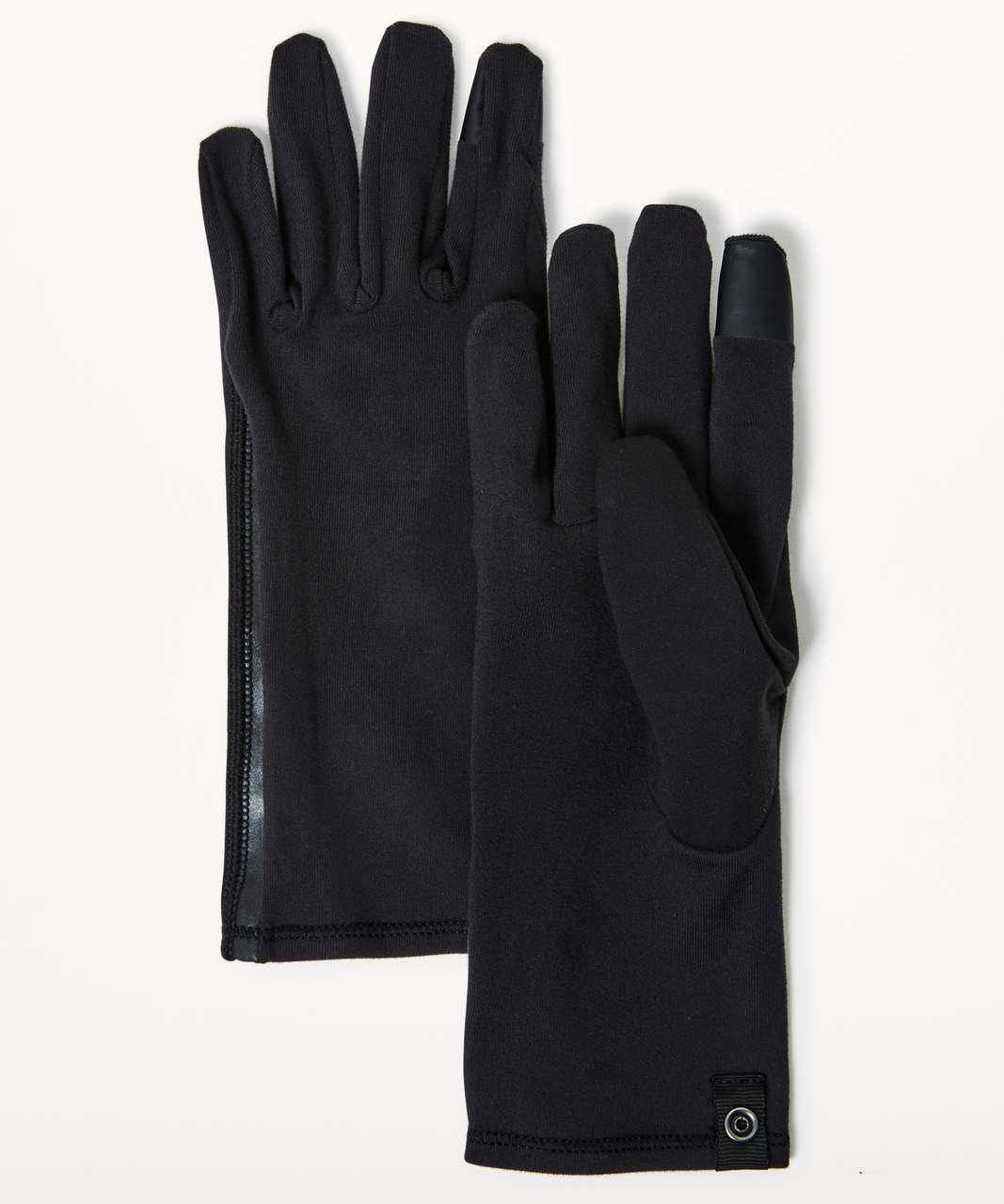 Lululemon Run It Out Kit Gloves + Ear Warmer - Black