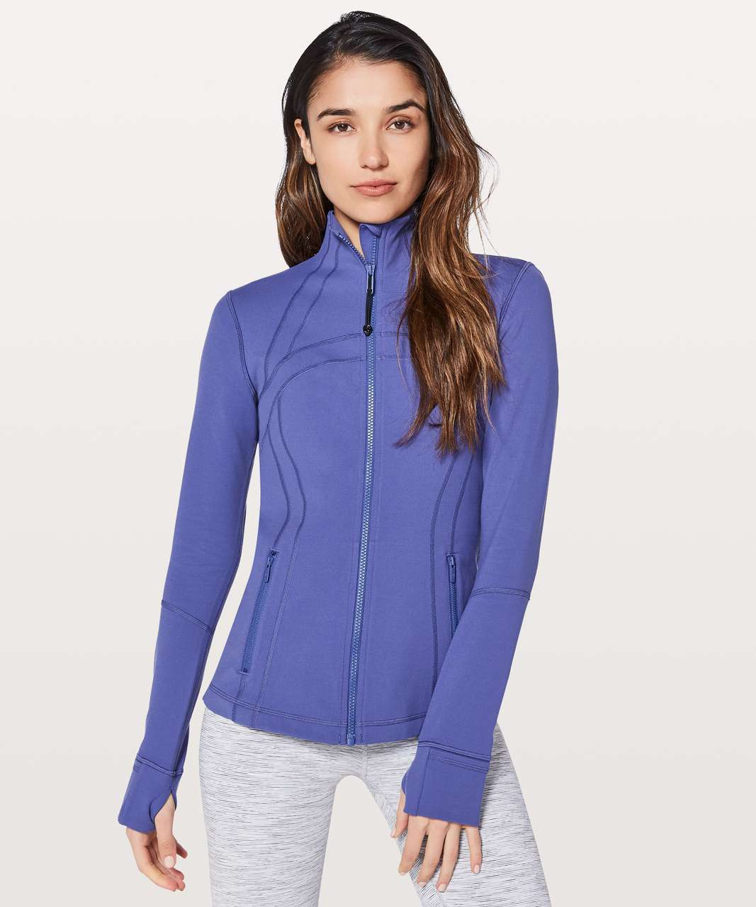 Lululemon Define Jacket - Stony Grape