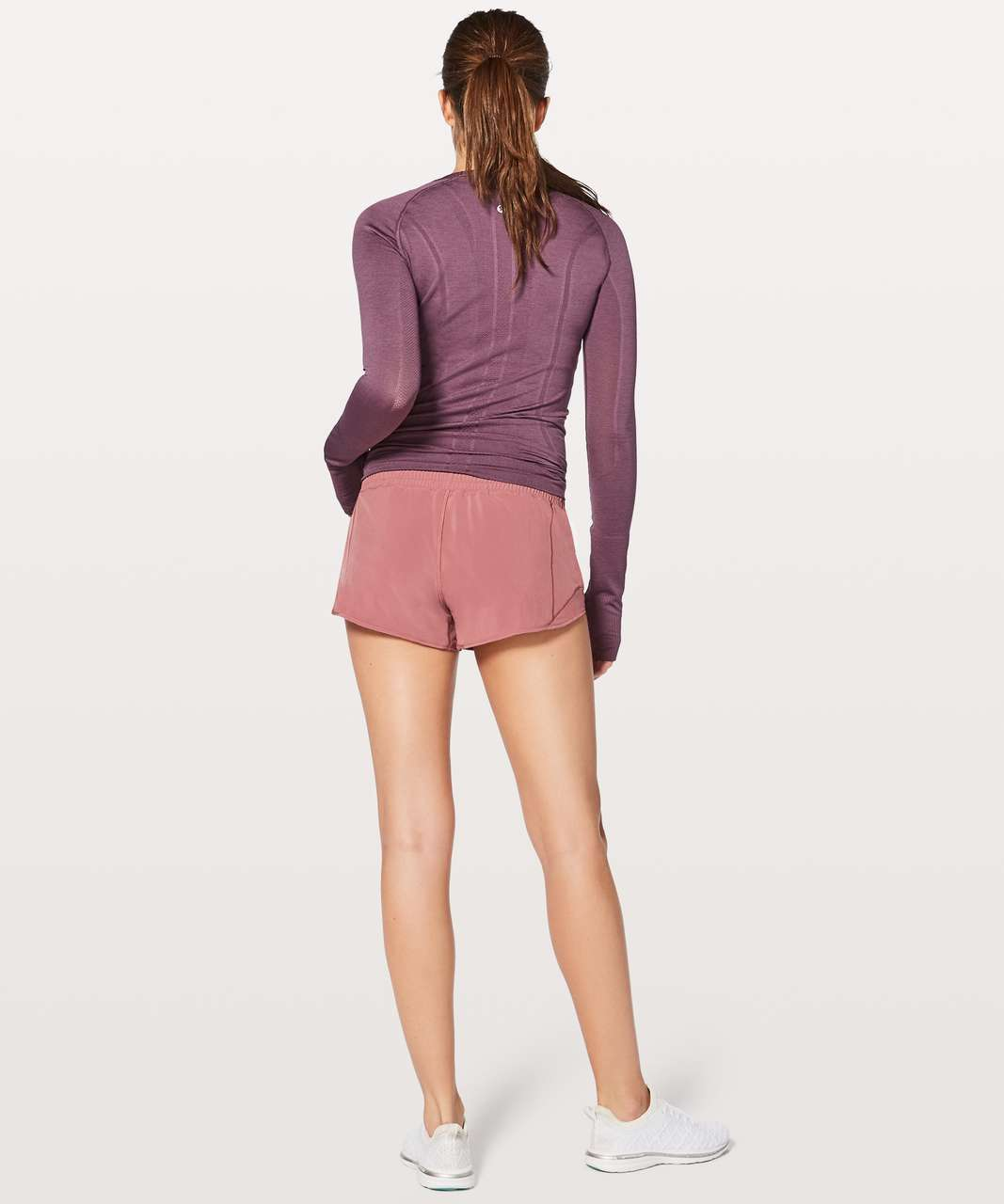 "Lululemon Hotty Hot Short II *2.5"" - Quicksand"