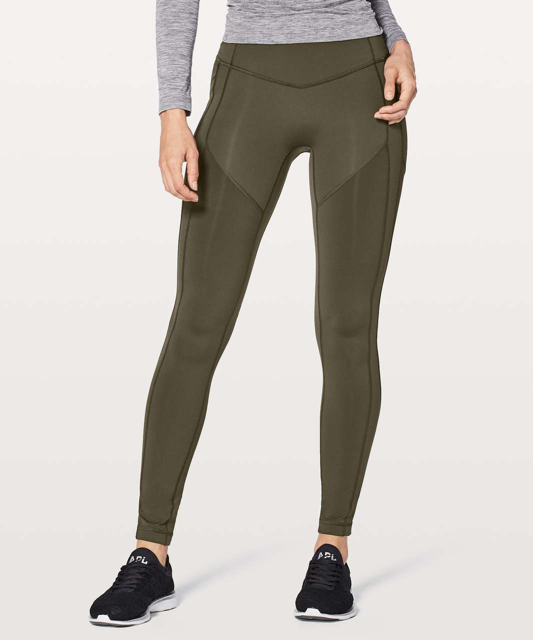 "Lululemon All The Right Places Pant II *28"" - Dark Olive"