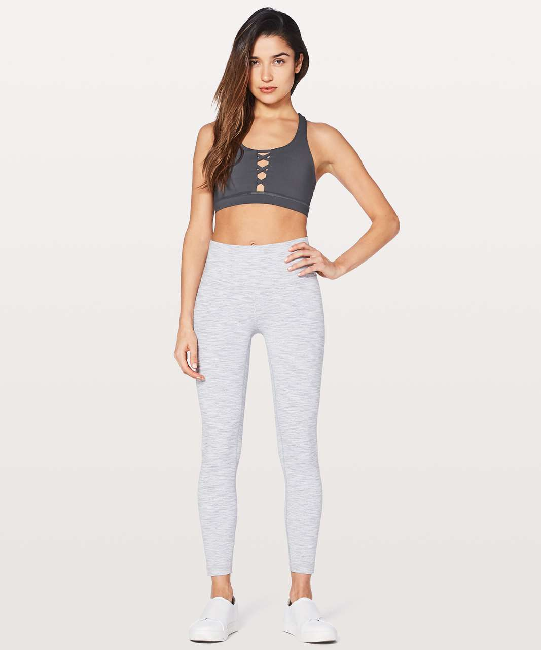 Lululemon Energy Bra Laced - Shadow