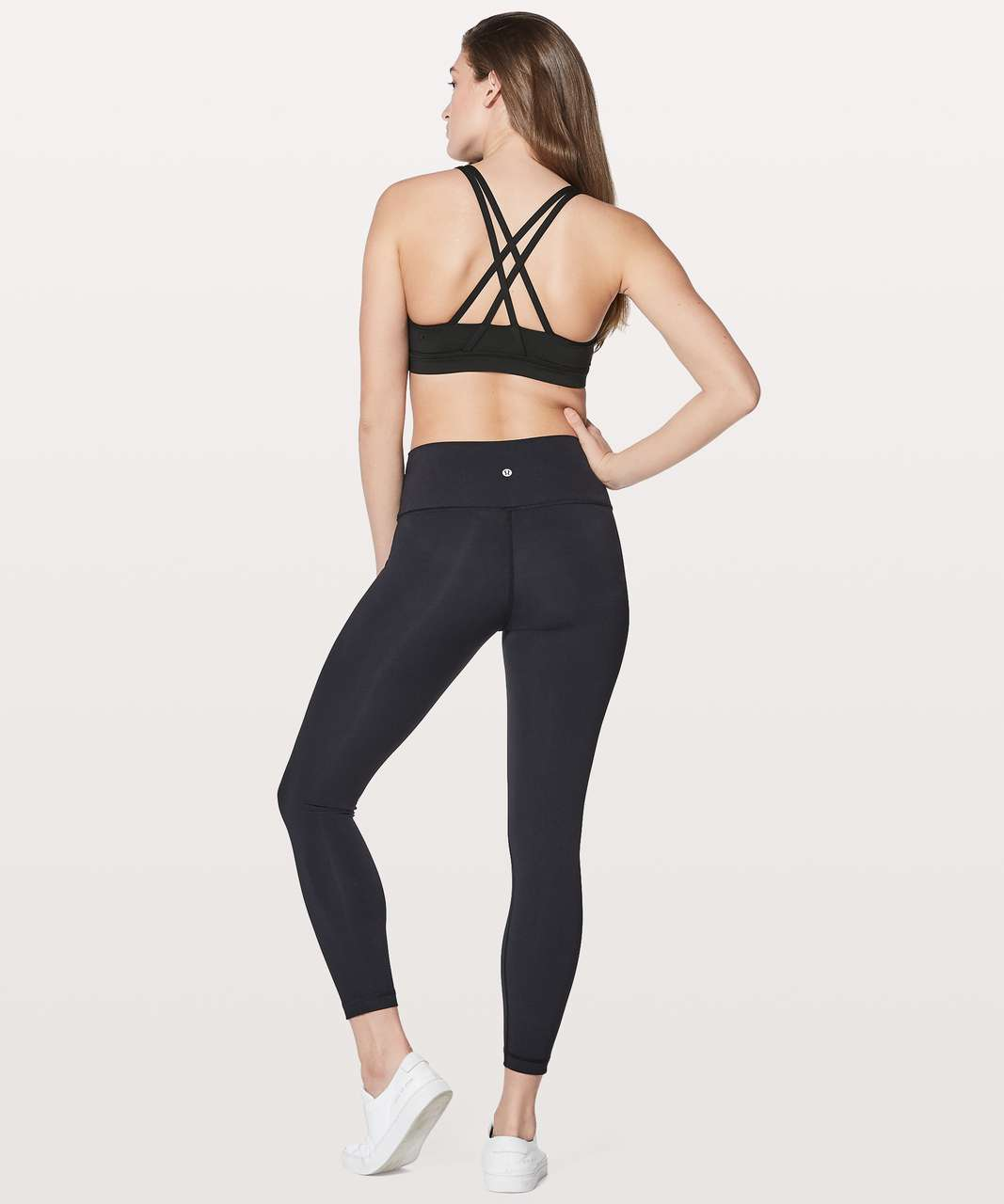 Lululemon Energy Bra Laced - Black