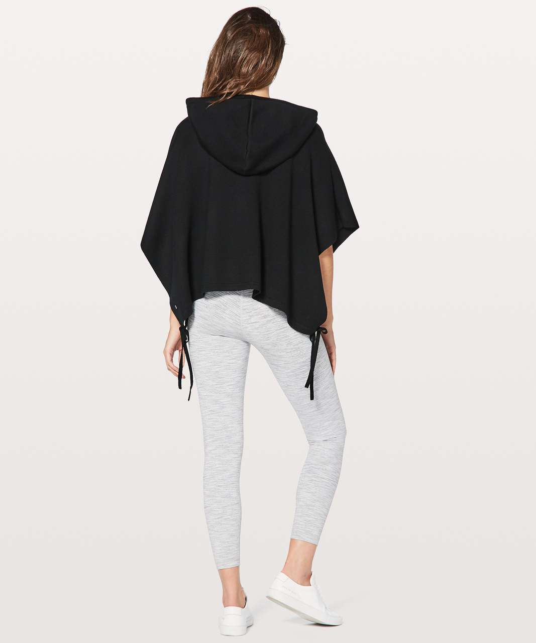 Lululemon All In A Day Hooded Poncho - Black