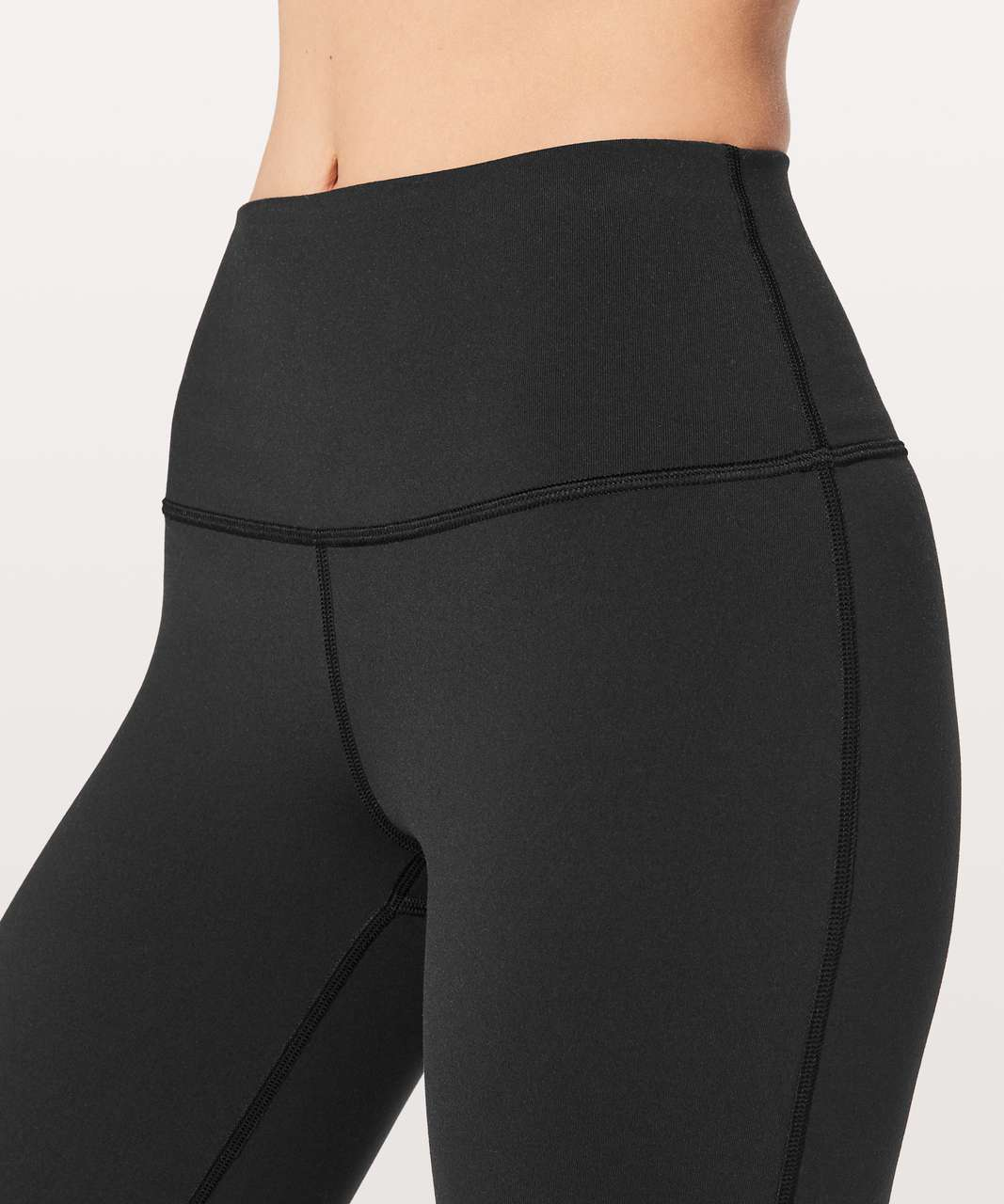 "Lululemon Throw Back Pant 32.5"" - Black"