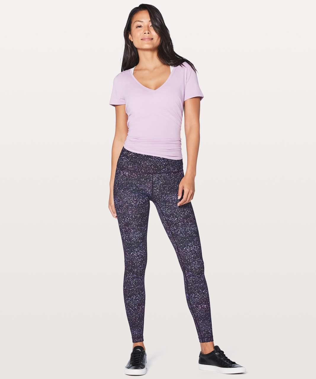 "Lululemon Wunder Under Hi-Rise Tight 28"" - Crystalline Multi"
