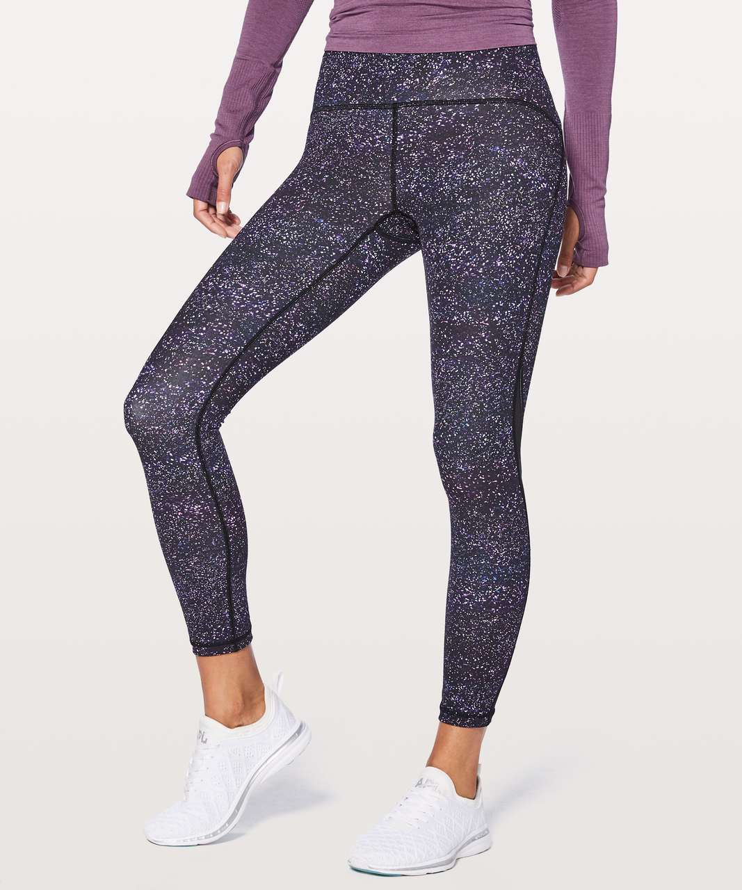 c3e3f9f0d8610 Lululemon Train Times 7/8 Pant 25
