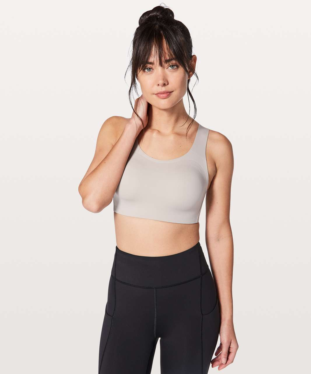 Lululemon Enlite Bra - Barely Beige