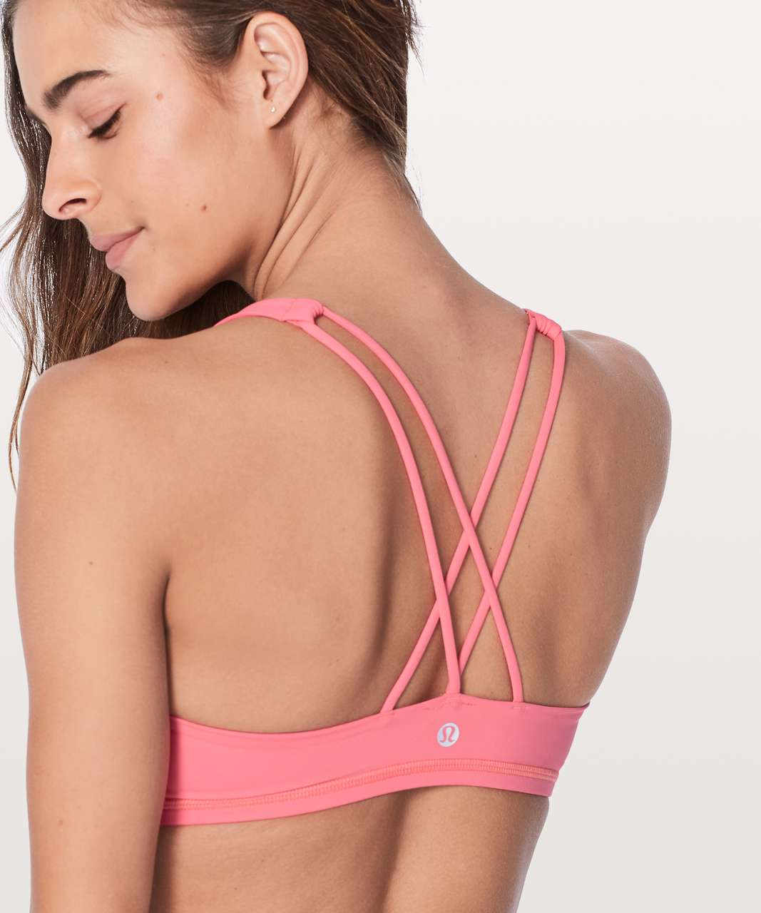 Lululemon Free To Be Bra - Flash Light Tone