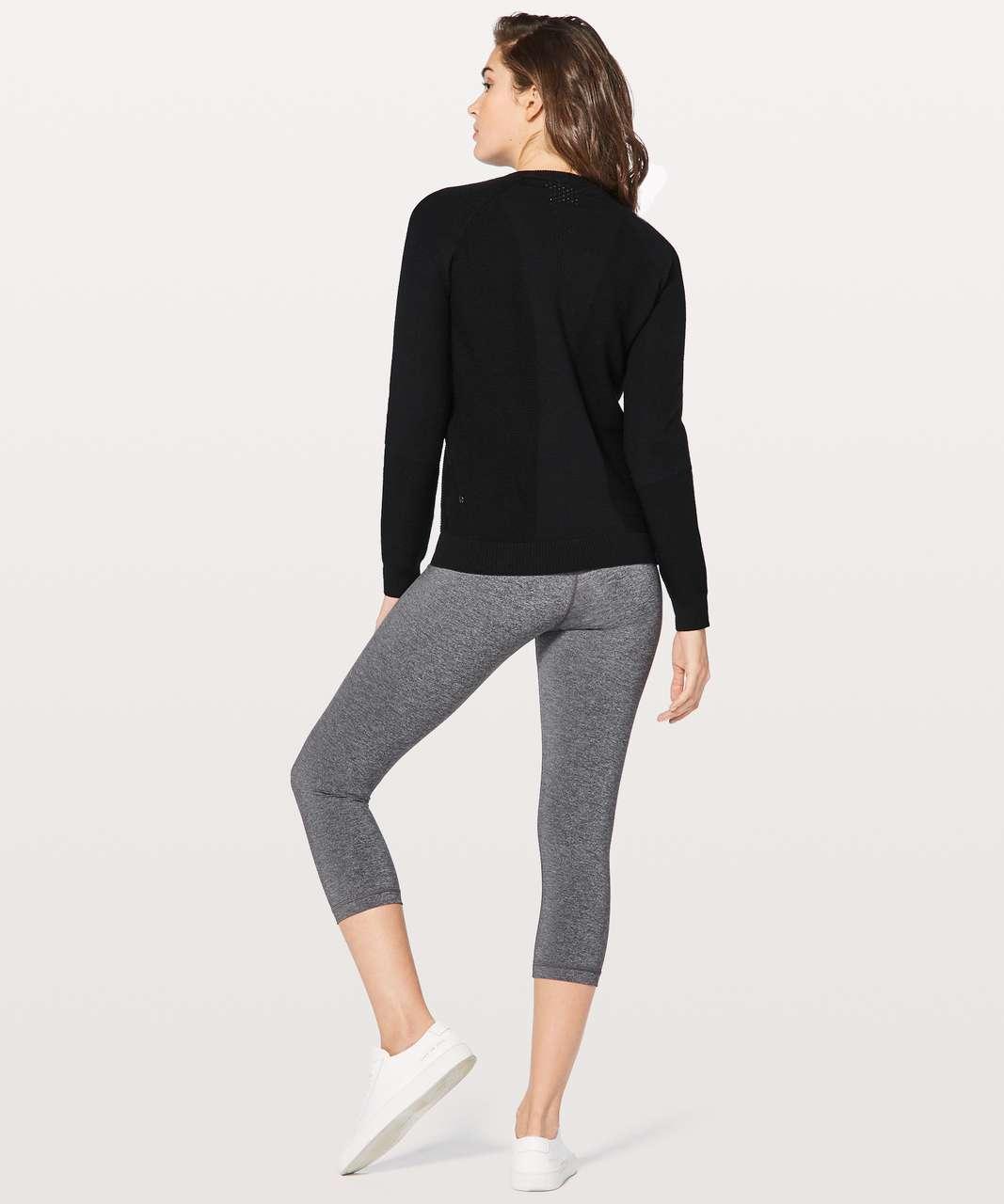 Lululemon Simply Wool Sweater - Black
