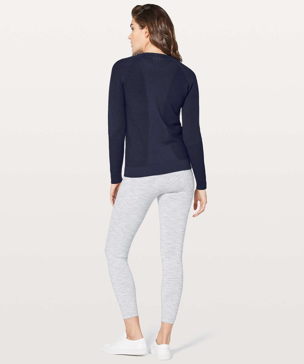 Lululemon Simply Wool Sweater - Midnight Navy