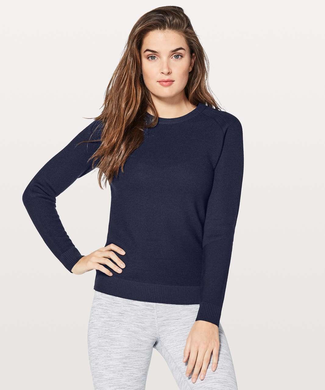 Lululemon Simply Wool Sweater - Midnight Navy
