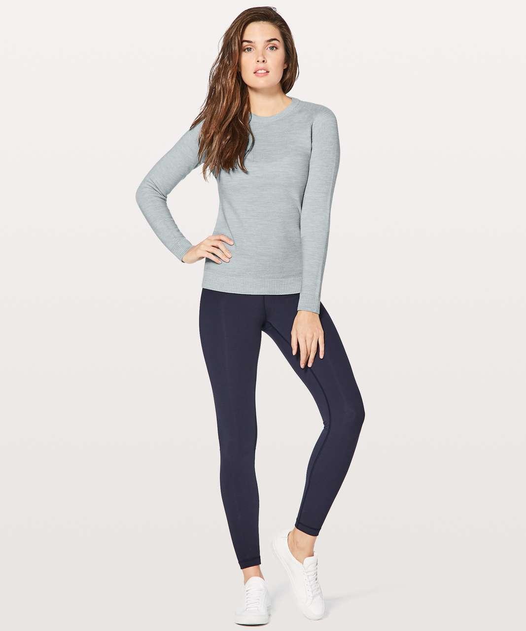 Lululemon Simply Wool Sweater - Heathered Starlight