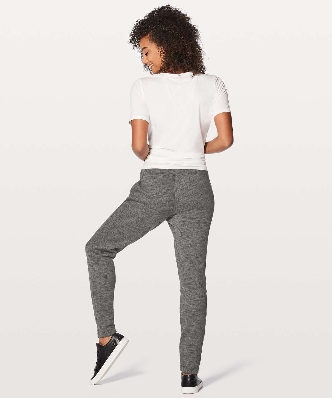 "Lululemon Free To Roam Jogger 30"" - Heathered Core Dark Grey"