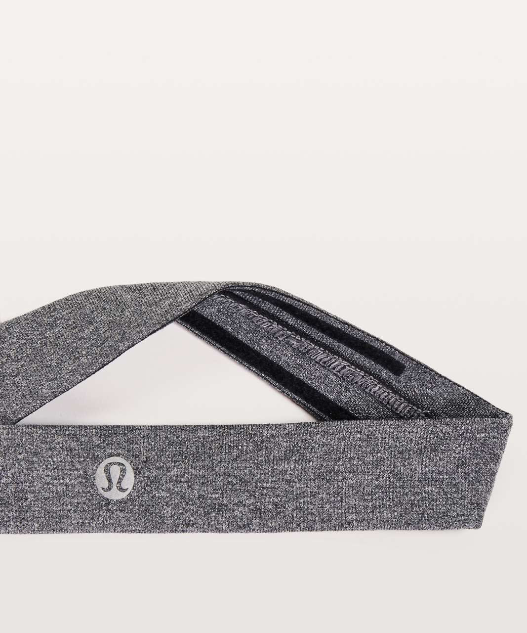 Lululemon Cardio Cross Trainer Headband - Black / White (First Release)