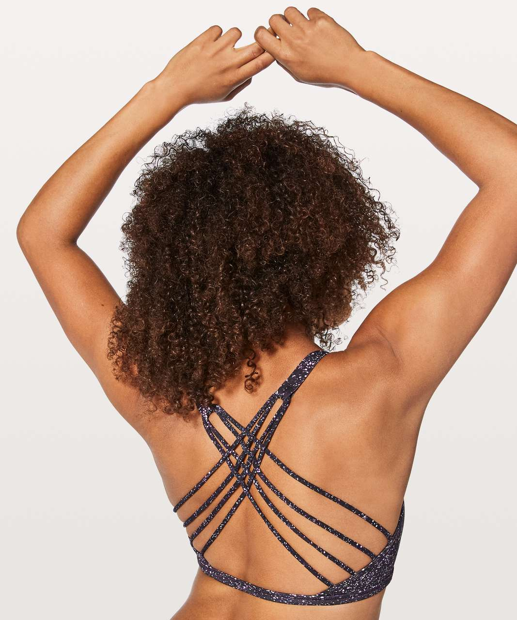 Lululemon Free To Be Bra (Wild) - Crystalline Multi