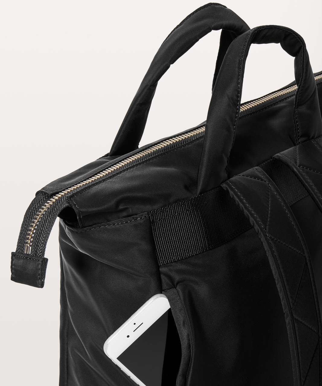 Lululemon City Adventurer Convertible Backpack 15L - Black