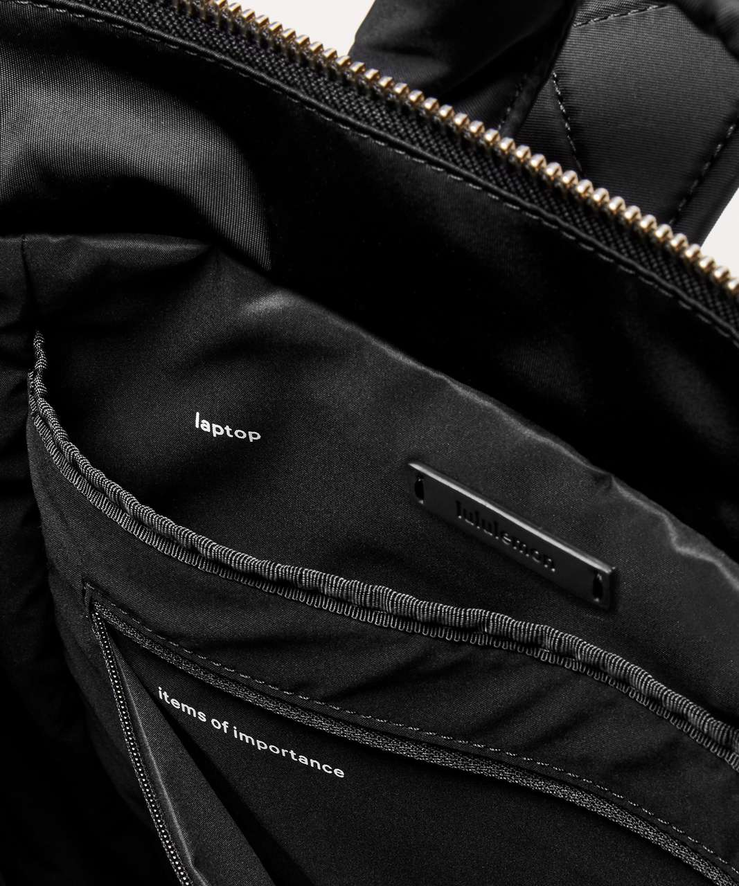 Lululemon City Adventurer Convertible Backpack 15L - Black