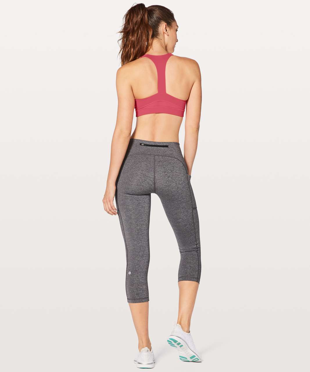 Lululemon Break Free Bra Nulux - Flash Light Tone