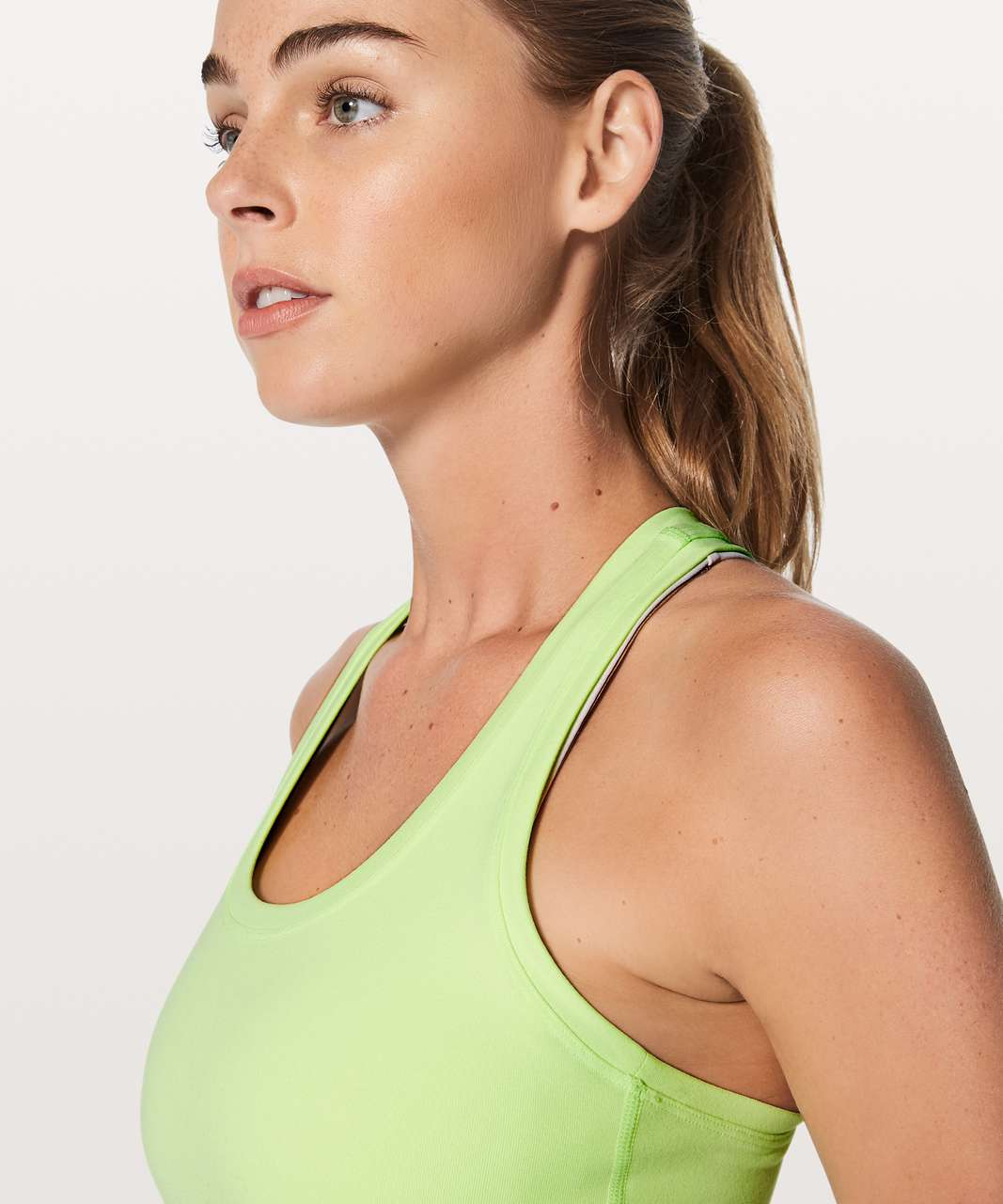 Lululemon Cool Racerback II - Clear Mint