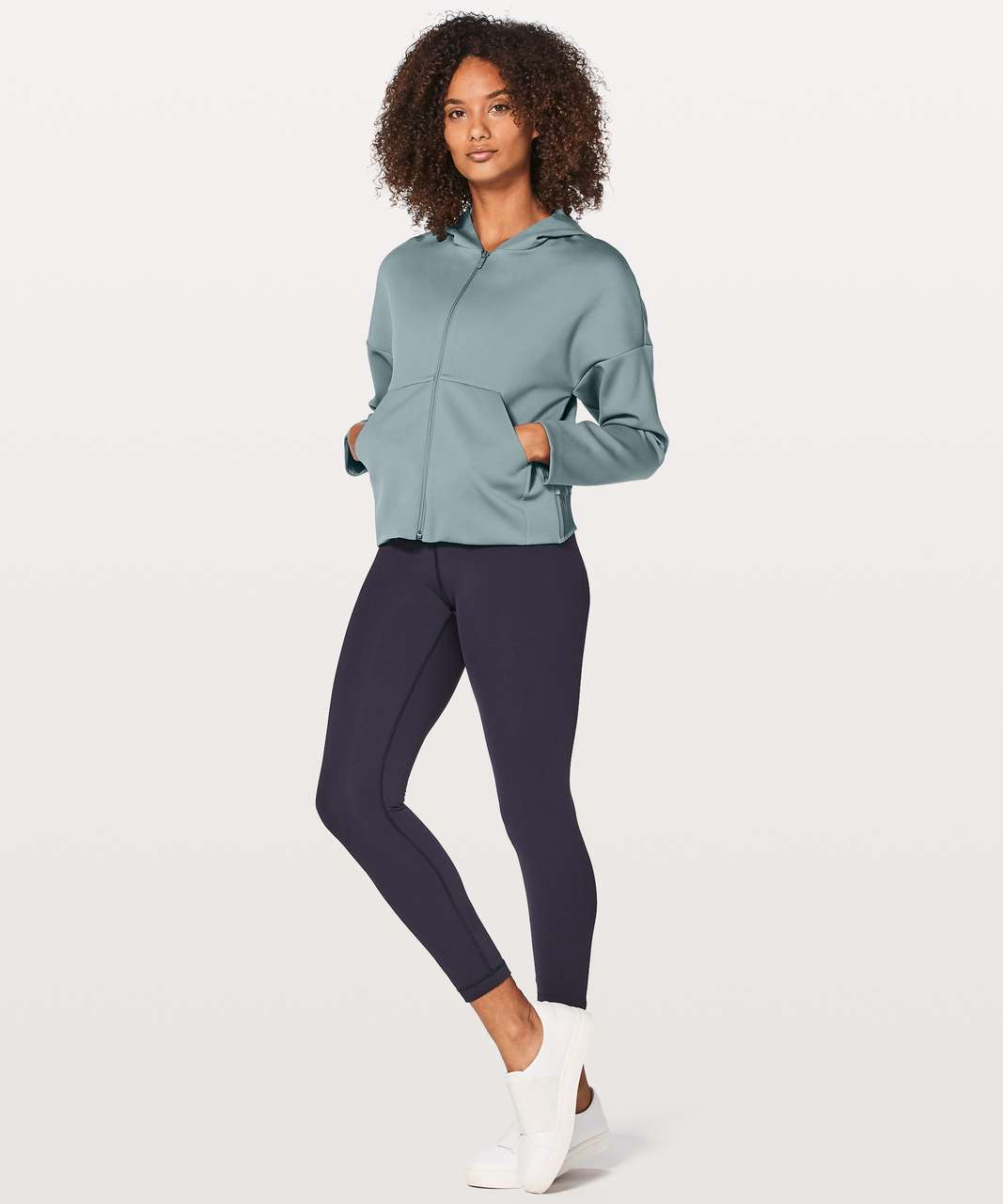 Lululemon Shaped Jacket Expression - Sterling