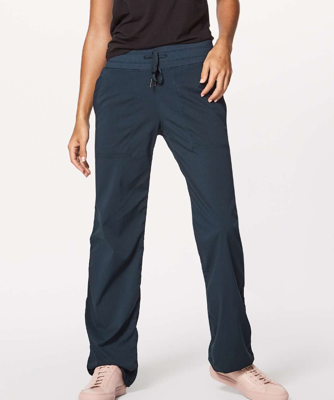 e46fefa7ff6 Lululemon Dance Studio Pant III (Regular) *Unlined - Nocturnal Teal - lulu  fanatics