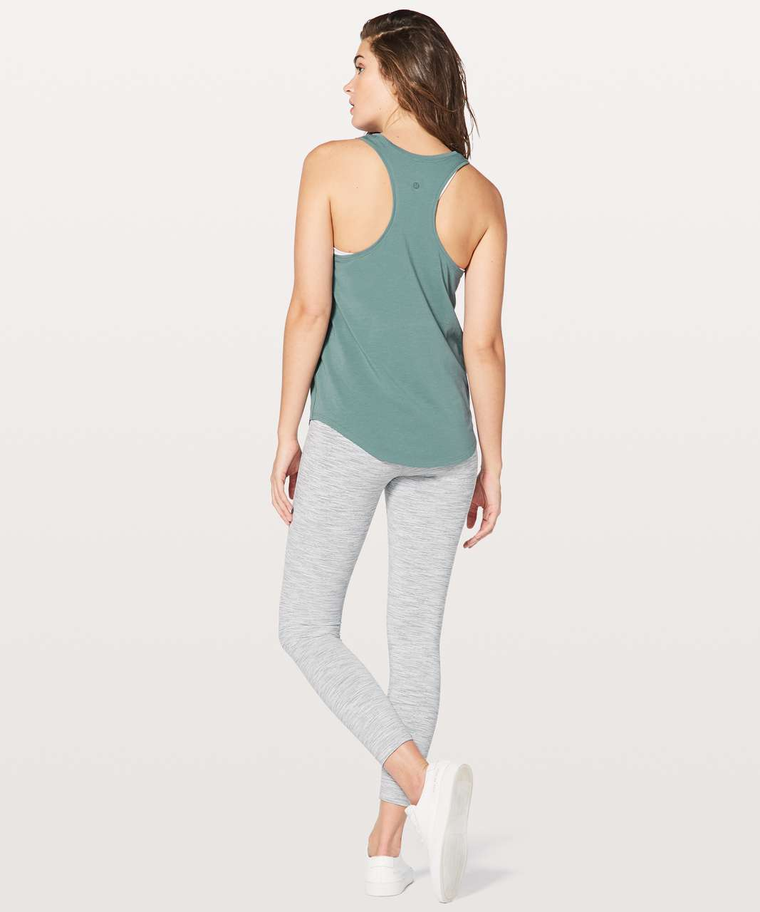Lululemon Love Tank II - Mystic Green