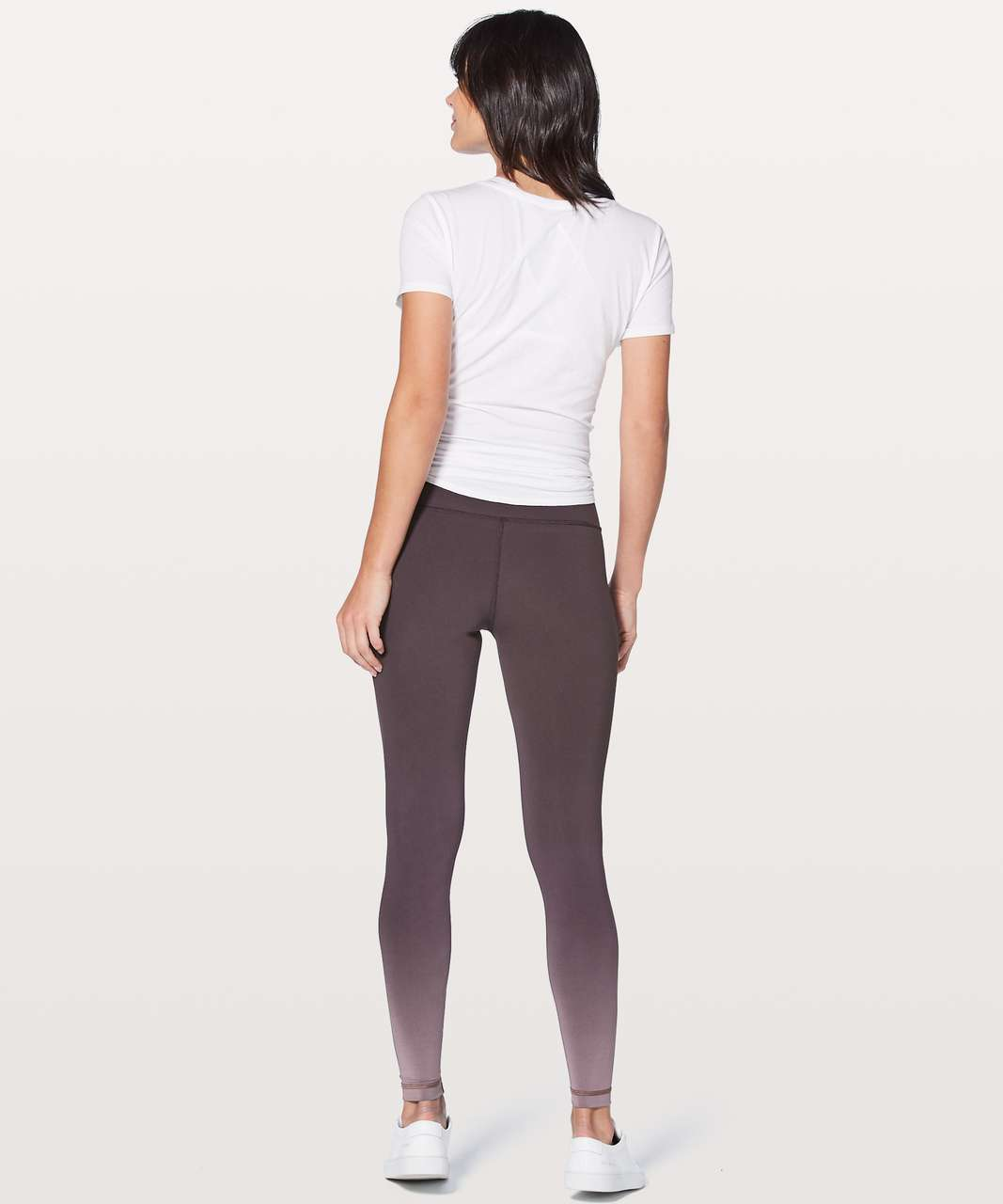 "Lululemon Wunder Under Hi-Rise Tight (Ombre) 28"" - Ombre Boysenberry"