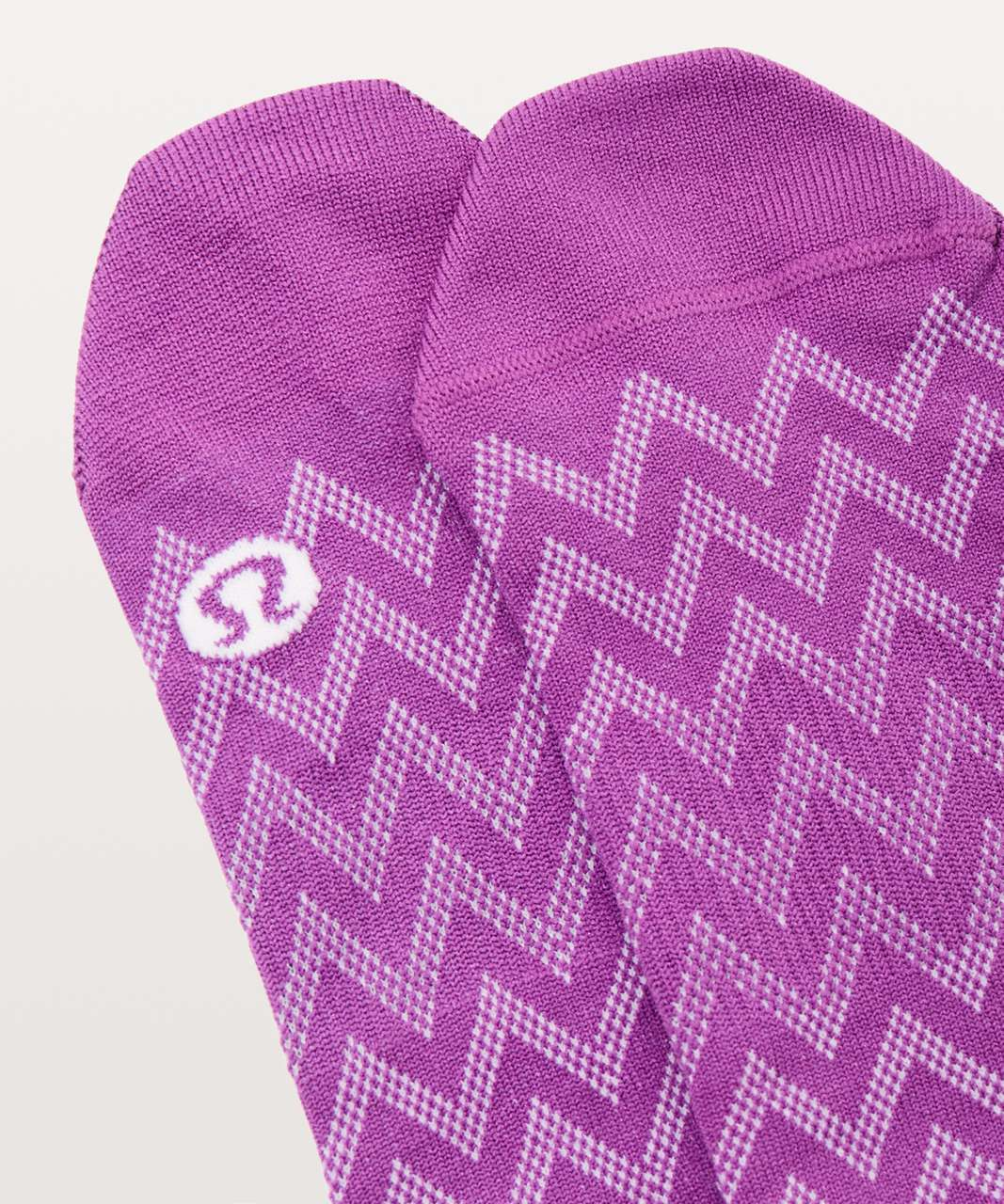 Lululemon Play All Day Sock - Cosmic Nova / White