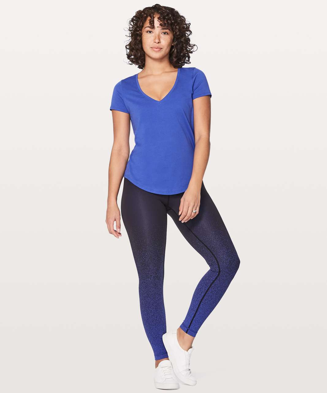 Lululemon Love Tee V - Blazer Blue
