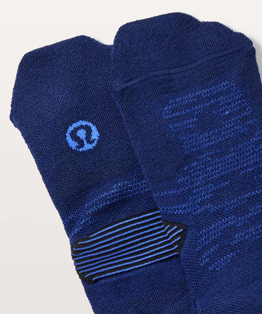 Lululemon Speed Sock Wool - Hero Blue / Blazer Blue
