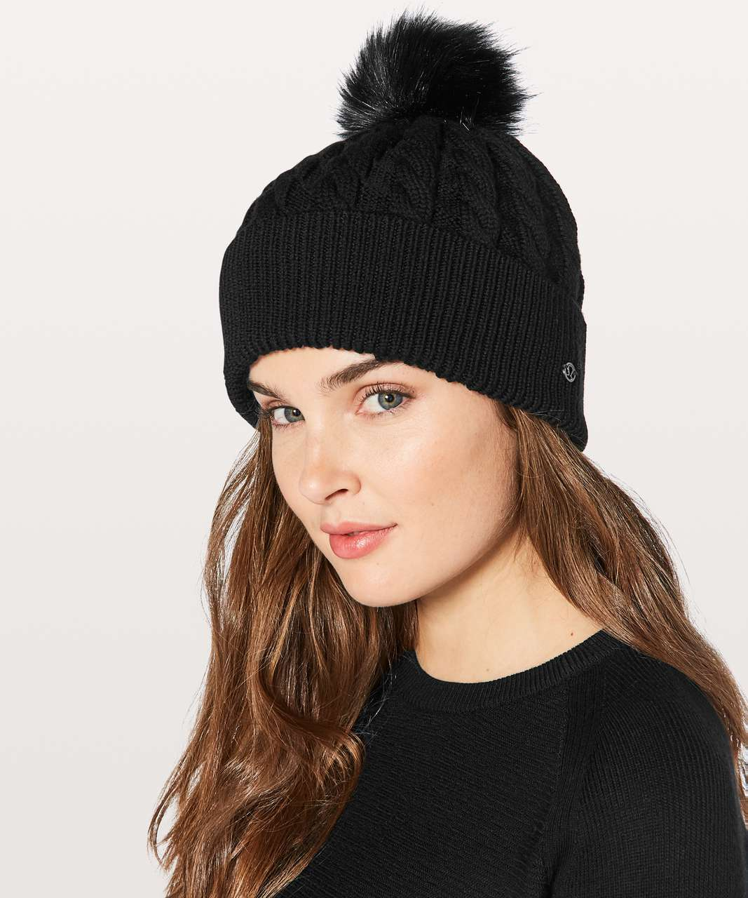 Lululemon Wool Be Toasty Toque - Black
