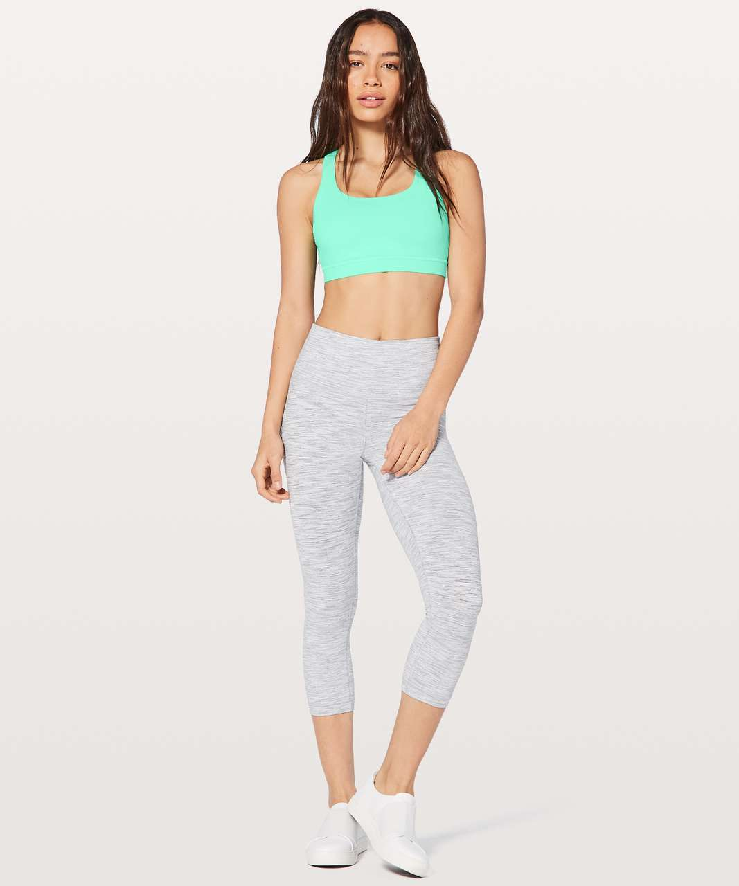 Lululemon Energy Bra - Major Mint