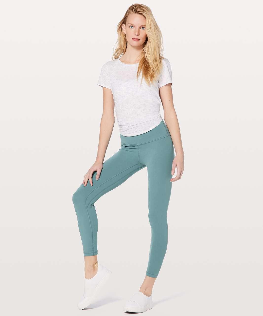 "Lululemon Align Pant II *25"" - Mystic Green"