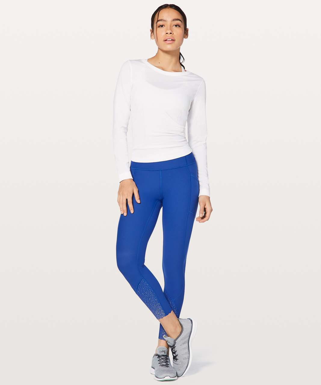 "Lululemon Tight Stuff Tight II 25"" - Jet Stream"