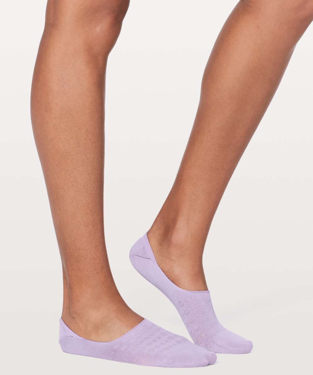 Lululemon Secret Sock - Lilac Quartz / Rose Quartz
