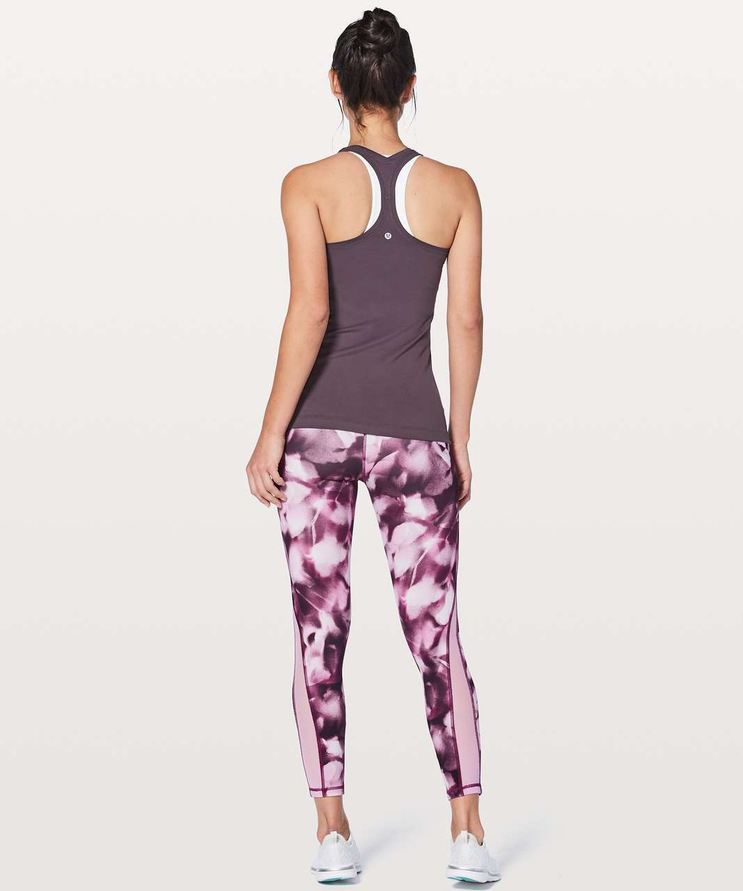 Lululemon Cool Racerback II Nulu - Black Currant
