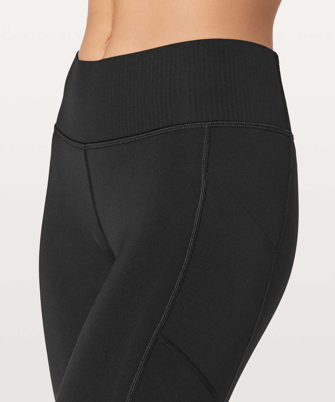 "Lululemon Keep Your Form Tight 25"" - Black"