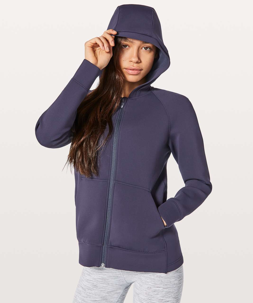 Lululemon Tied To You Jacket - Midnight Navy