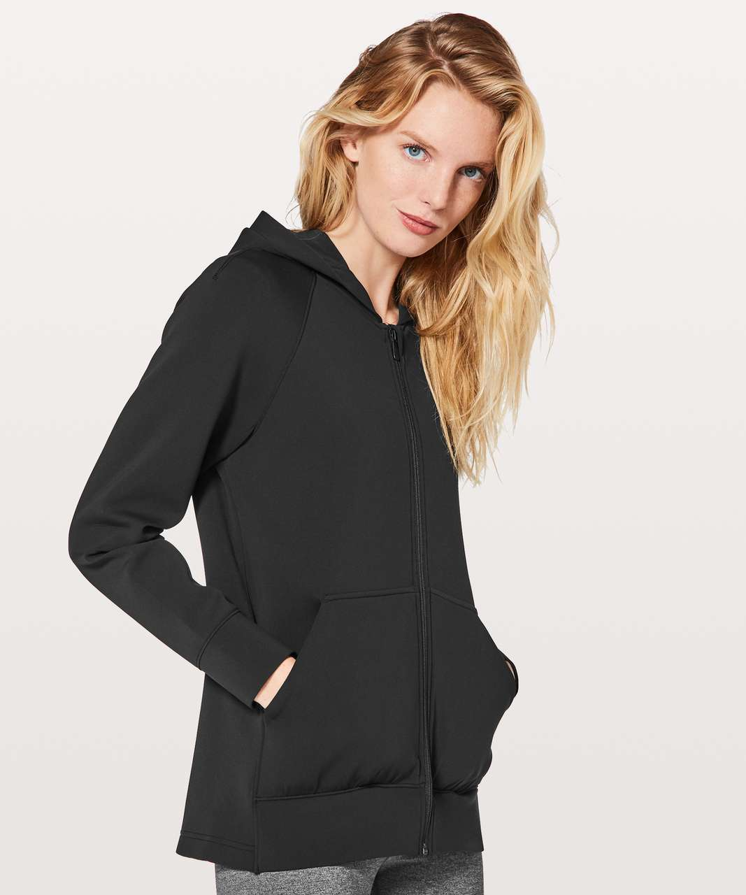 Lululemon Tied To You Jacket - Black