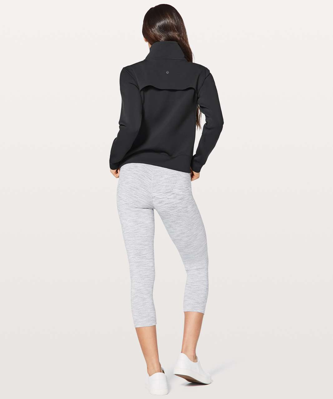 Lululemon Tied To You Pullover - Black