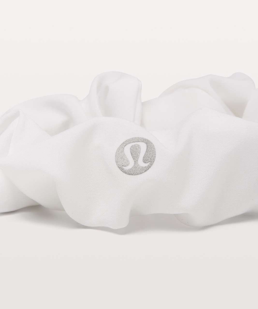 Lululemon Uplifting Scrunchie - White (First Release)