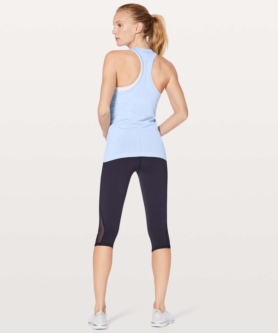 Lululemon Swiftly Tech Racerback - Cool Breeze / Cool Breeze