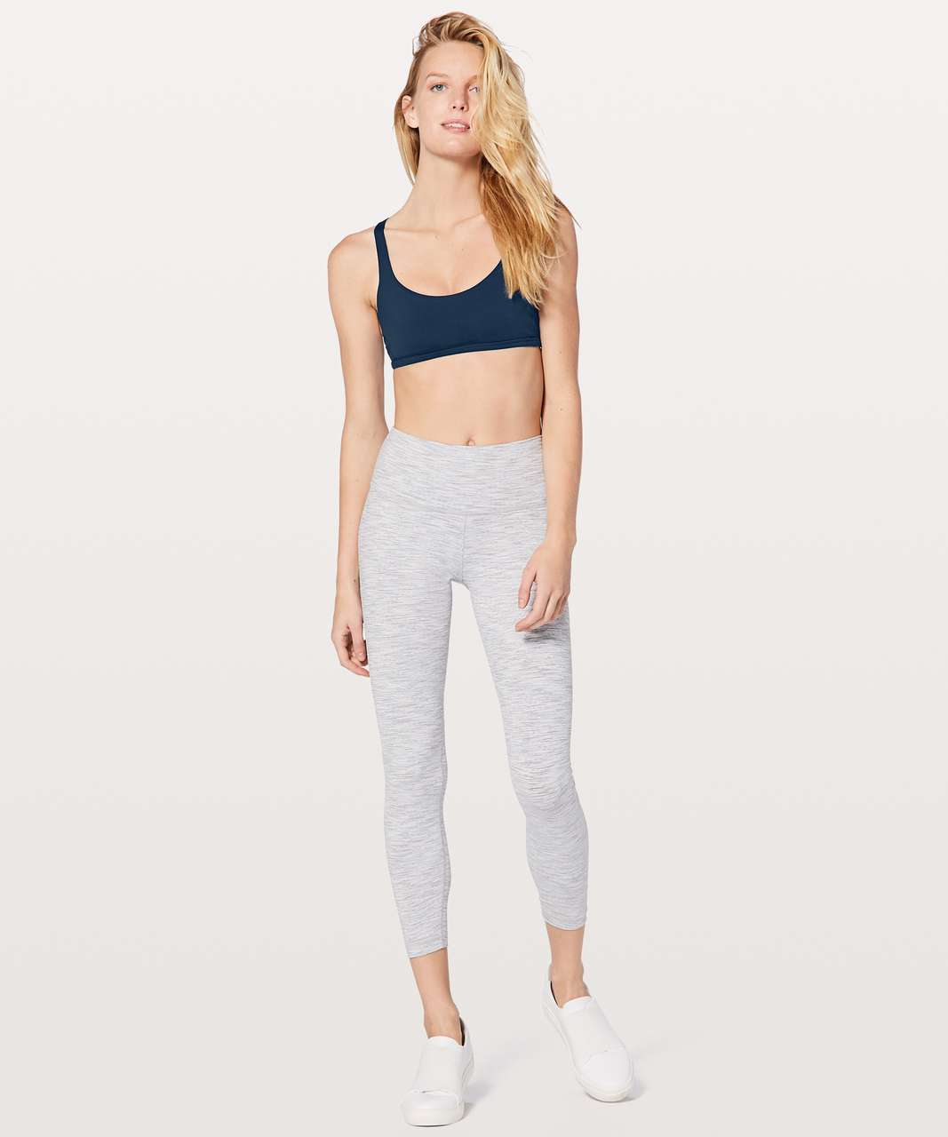 Lululemon Free To Be Zen Bra - Jaded
