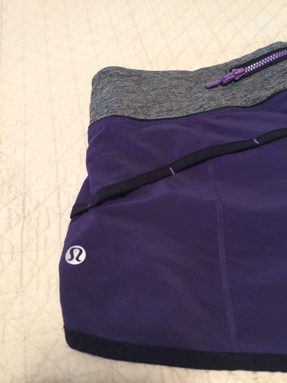 Lululemon Speed Short - Lolo Purple