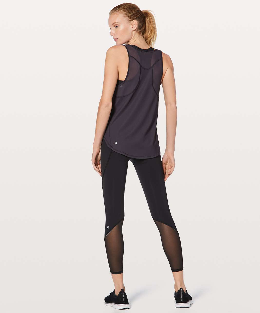 Lululemon Sculpt Tank II - Boysenberry