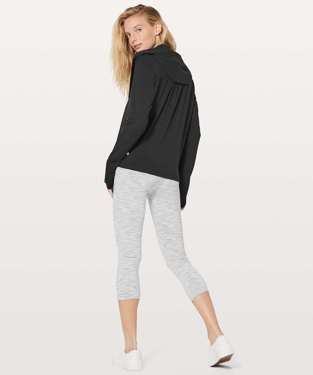 Lululemon Ready To Rulu Wrap - Black