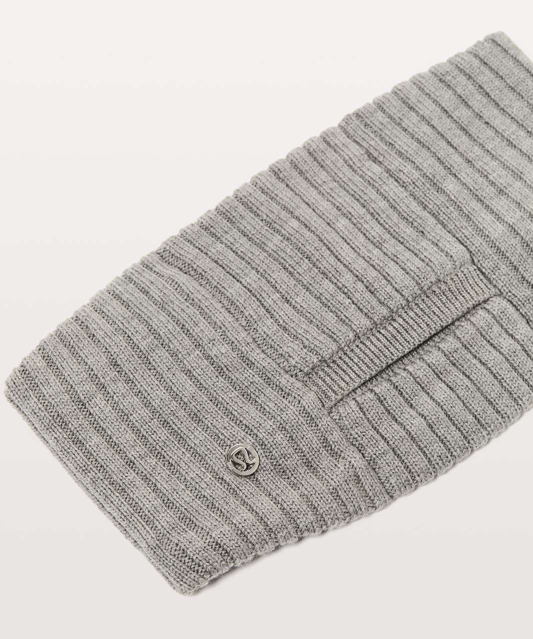 Lululemon Wool Be Cozy Ear Warmer - Heathered Core Medium Grey